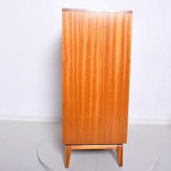 Gilbert Rohde Mid Century Modern Gilbert Rohde Highboy Dresser Art Deco 1940s - 1230612