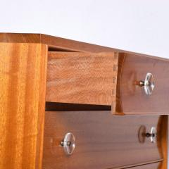 Gilbert Rohde Mid Century Modern Gilbert Rohde Highboy Dresser Art Deco 1940s - 1230614