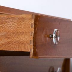 Gilbert Rohde Mid Century Modern Gilbert Rohde Highboy Dresser Art Deco 1940s - 1230616