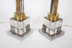 Gilbert Rohde Midcentury Hollywood Regency Table Lamps Gilbert Rohde Mutual Sunset Lighting - 595524