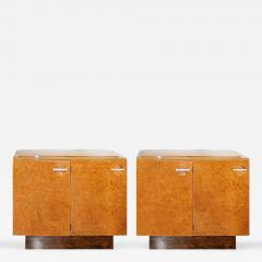 Gilbert Rohde Pair Streamline Art Deco Server Cabinets by Gilbert Rohde - 182017