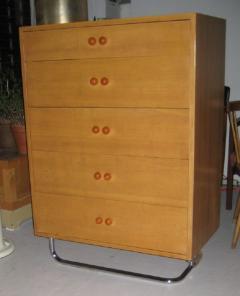 Gilbert Rohde Rare Gilbert Rohde Art Deco Dresser - 602609