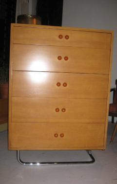 Gilbert Rohde Rare Gilbert Rohde Art Deco Dresser - 602613