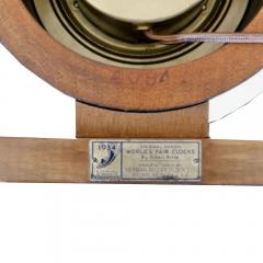 Gilbert Rohde Worlds Fair Clock by Gilbert Rohde for Herman Miller - 1069494