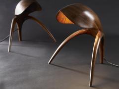 Gildas Berthelot Sculpted Table Lamp by Gildas Berthelot - 1160111