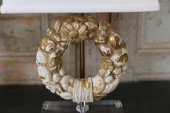Gilded Fragment Table Lamp - 1475887