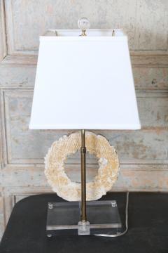 Gilded Fragment Table Lamp - 1475889