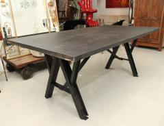 Gilles Oudin Industrial Black Table - 1087948