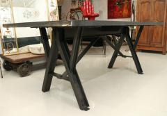 Gilles Oudin Industrial Black Table - 1087949