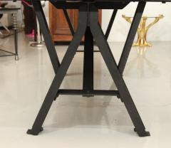 Gilles Oudin Industrial Black Table - 1087951