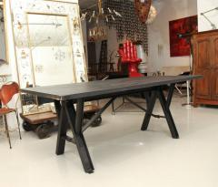 Gilles Oudin Industrial Black Table - 1087956