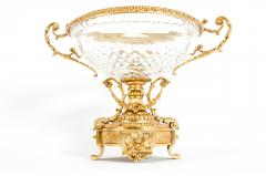 Gilt Bronze Mounted Crystal Centerpiece - 1130162