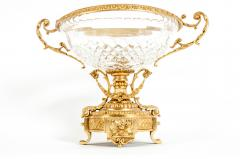Gilt Bronze Mounted Crystal Centerpiece - 1130178