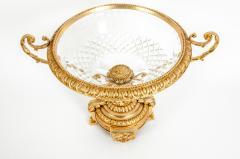 Gilt Bronze Mounted Crystal Centerpiece - 1130194