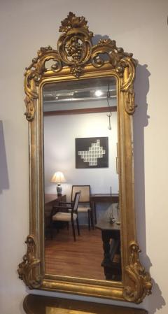 Gilt Pier Mirror - 505872