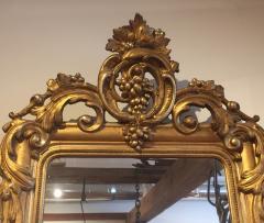 Gilt Pier Mirror - 505873