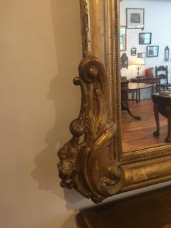 Gilt Pier Mirror - 505874