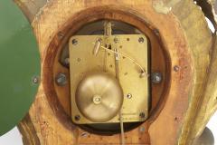 Gilt Wood Framed Swedish Wall Cartel Clock - 2106959