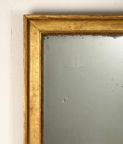 Gilt Wood Mirror France Circa 19th Century - 1585901