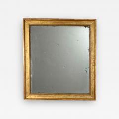 Gilt Wood Mirror France Circa 19th Century - 1586413