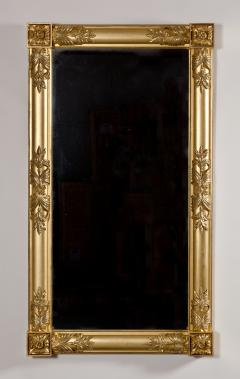 Gilt Wood Pier or Overmantle Mirror - 69271