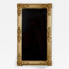 Gilt Wood Pier or Overmantle Mirror - 69447