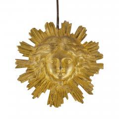 Gilt bronze and lapis French Empire period mantel clock - 1234908