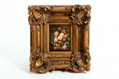 Giltwood Frame Oil Canvas Painting - 1128823