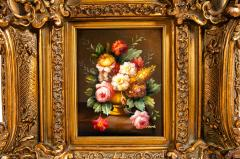 Giltwood Frame Oil Canvas Painting - 1128825