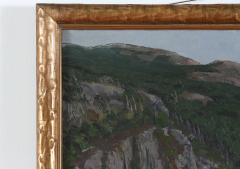 Giltwood Framed Oil Canvas Painting - 1347540