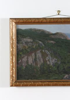 Giltwood Framed Oil Canvas Painting - 1347541