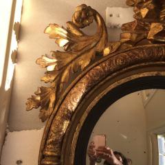 Giltwood Regency Girandole Mirror - 1891426