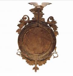 Giltwood Regency Girandole Mirror - 1891450