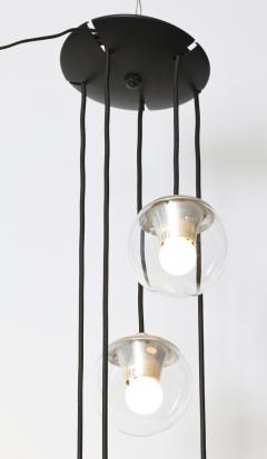Gino Sarfatti 5 Light Hanging Fixture 2095 by Gino Sarfatti for Arteluce - 179251