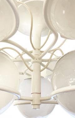 Gino Sarfatti Arteluce Chandelier Model 2042 9 by Gino Sarfatti - 2073054