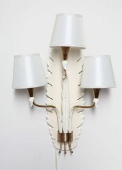 Gino Sarfatti Arteluce Sconces Designed by Gino Sarfatti Made in Italy - 464377