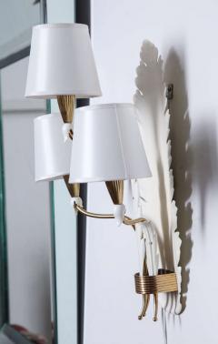 Gino Sarfatti Arteluce Sconces Designed by Gino Sarfatti Made in Italy - 464384