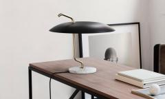 Gino Sarfatti Gino Sarfatti Model 537 Table Lamp in Black - 1040434