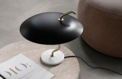 Gino Sarfatti Gino Sarfatti Model 537 Table Lamp in Black - 1040435