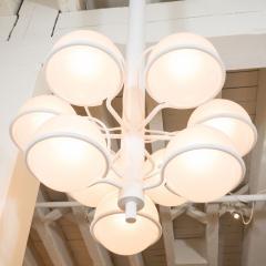 Gino Sarfatti Nine ball chandelier Model No 2042 9 by Gino Sarfatti for Arteluce - 1510801