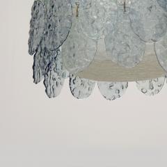 Gino Vistosi Gino Vistosi Murano Glass Ceiling Lamp for Vistosi Italy 1966 - 1528894