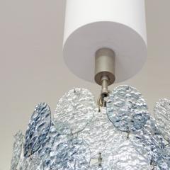 Gino Vistosi Gino Vistosi Murano Glass Ceiling Lamp for Vistosi Italy 1966 - 1528896