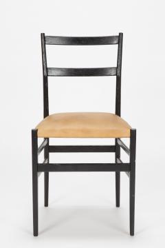 Gio Ponti 12 Gio Ponti Leggera Chairs 50 s - 1480637