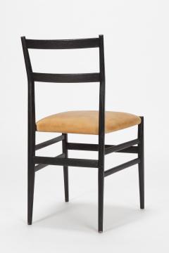 Gio Ponti 12 Gio Ponti Leggera Chairs 50 s - 1480639