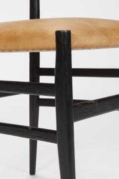 Gio Ponti 12 Gio Ponti Leggera Chairs 50 s - 1480642
