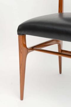 Gio Ponti A Fine Set of 12 Italian Modern Dining Chairs Gio Ponti - 37709
