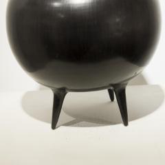 Gio Ponti Bucchero Vase in ceramic by Gio Ponti circa 1950 - 952970