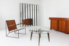 Gio Ponti Coffee Table by Gio Ponti for Singer Sons 1950s - 1237847