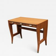 Gio Ponti Designed Small Writing Table Console - 1008557