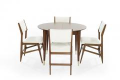 Gio Ponti Dining Room Set by Gio Ponti for M Singer Sons c  - 1712846
